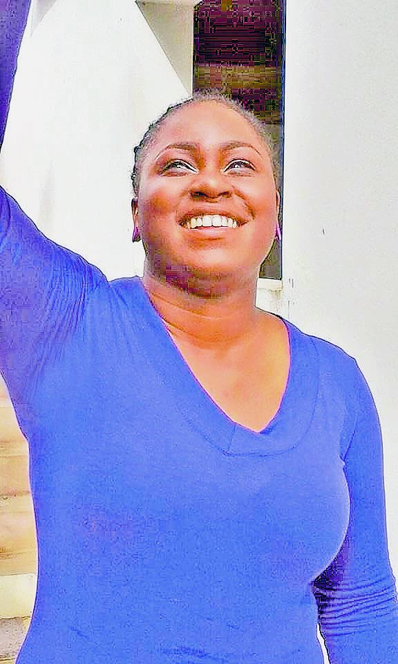 ELATED: Makeisha Simon is overjoyed at  being able to go to UWI to study medicine.