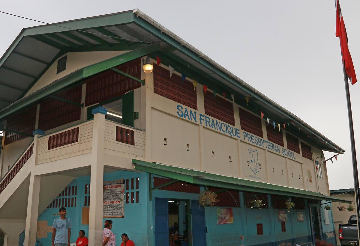 San Francique Presbyterian Primary School.