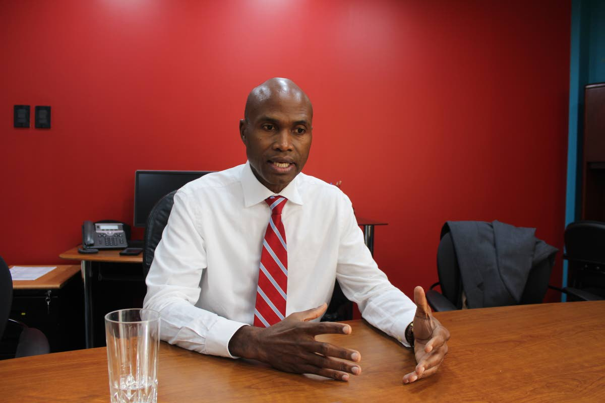 Ronald Carter, JMMB CEO: My role as a banker is helping people.