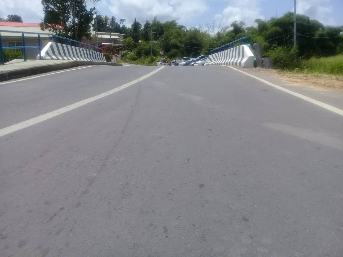 The Todds Road Bridge cost $43 million to build.