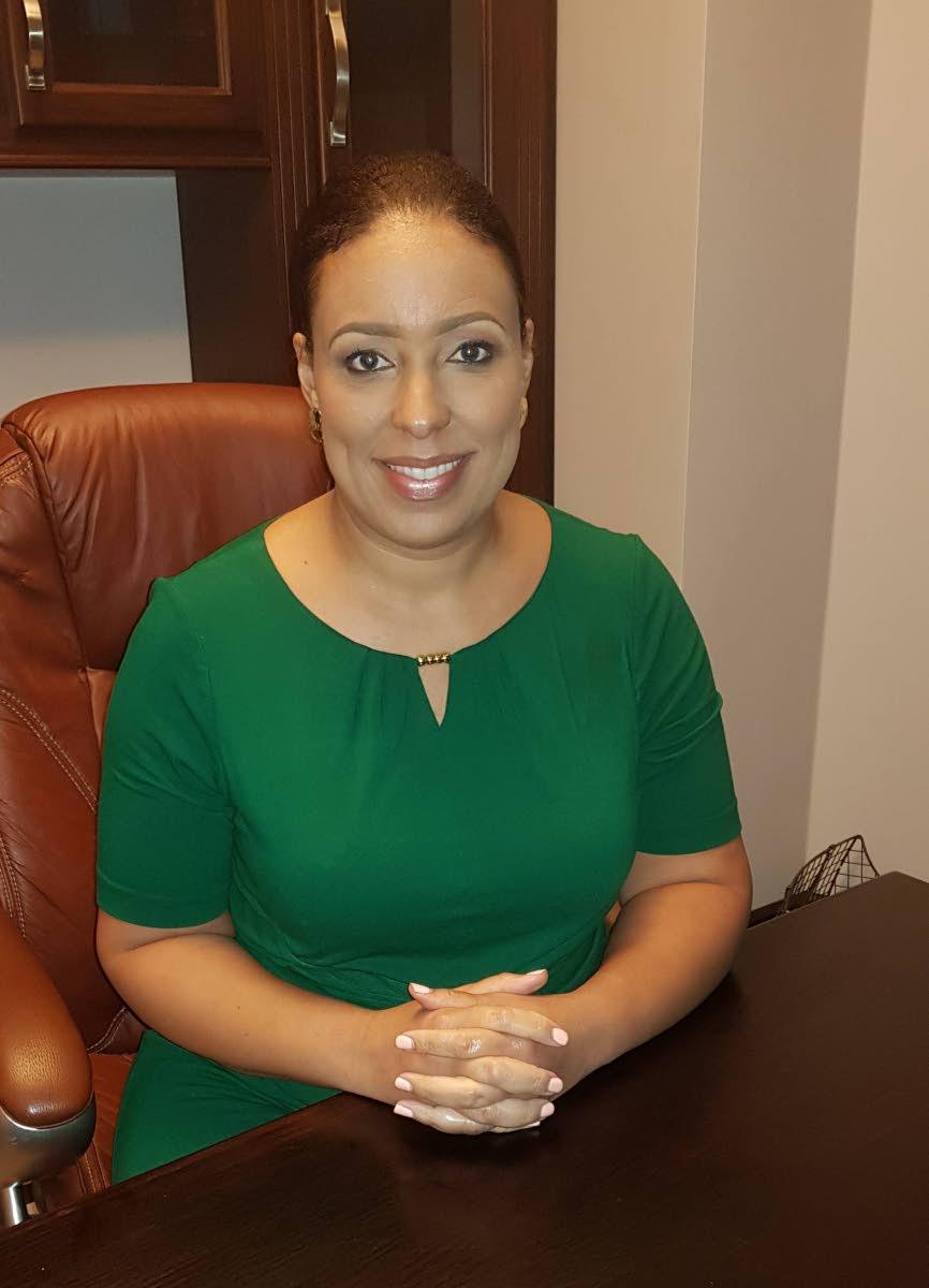 Inter-American Development Bank TT chief of operations Carina Cockburn. Photo courtesy IDB.