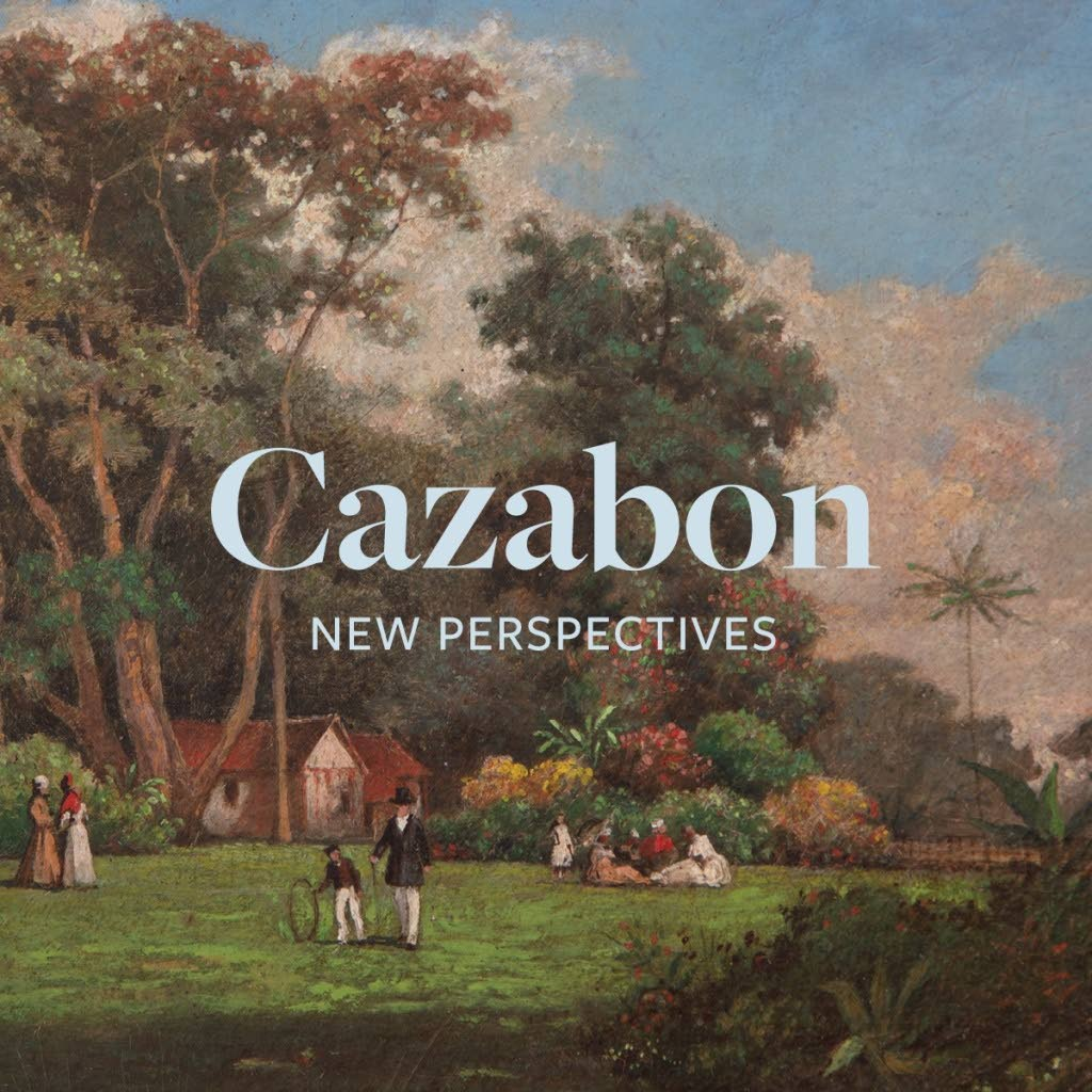 "Cazabon: New Perspectives includes essays by artists Kenwyn Crichlow and Donald ""Jackie"" Hinkson, art dealer Mark Pereira, and writer and Newsday Editor-in-Chief Judy Raymond."