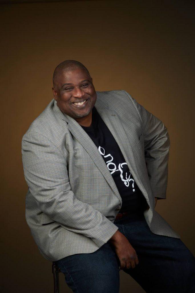 Vocalist Raymond Edwards is in high spirits despite his second cancer diagnosis. PHOTOS COURTESY RAYMOND EDWARDS