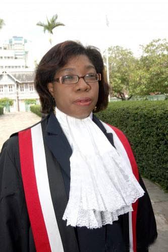 Justice Carla Brown-Antoine.