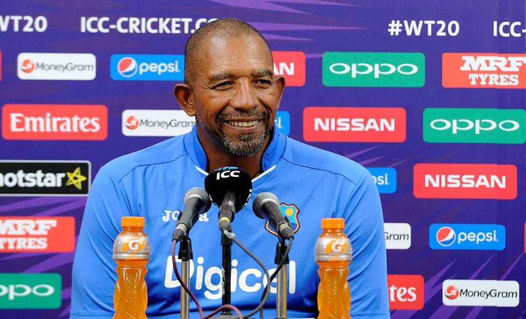 Three years after being sacked, Phil Simmons back as West Indies coach
