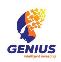 Guardian Asset Management Genius robo-advisor platform logo. -