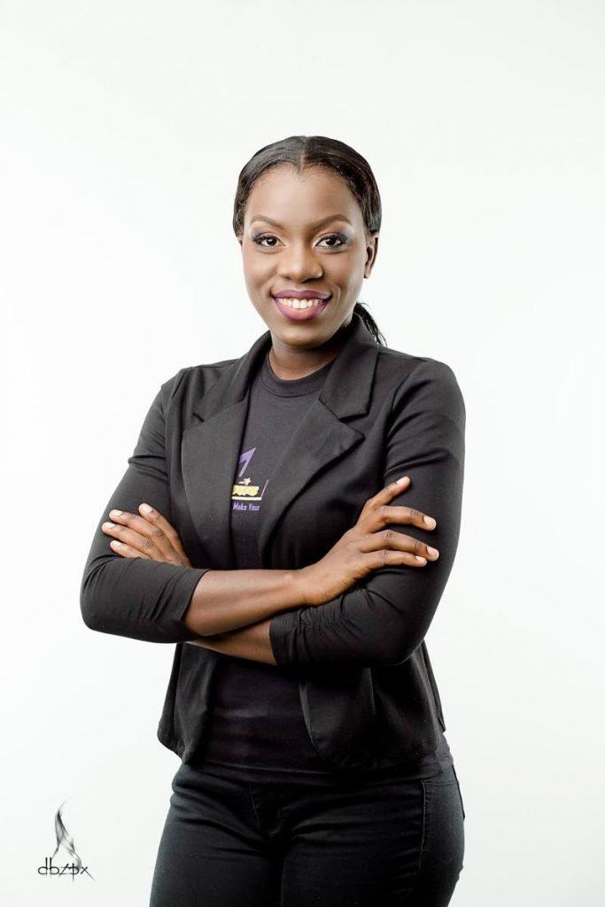 Afiya Cunningham, Aspire Agency's founder.  -