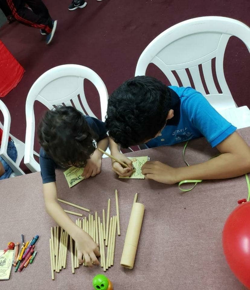 Any event can be special-needs friendly once there are activities available for those with special needs. -