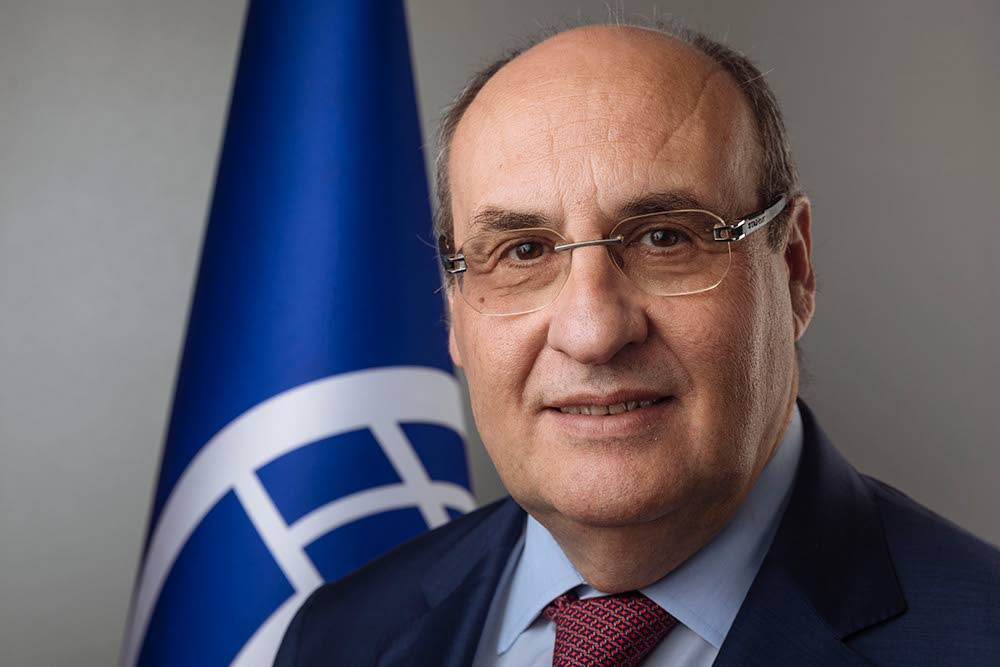 Antonio Vitorino /  Antonio Vitorino es el Director General, Organización Internacional para la Migración