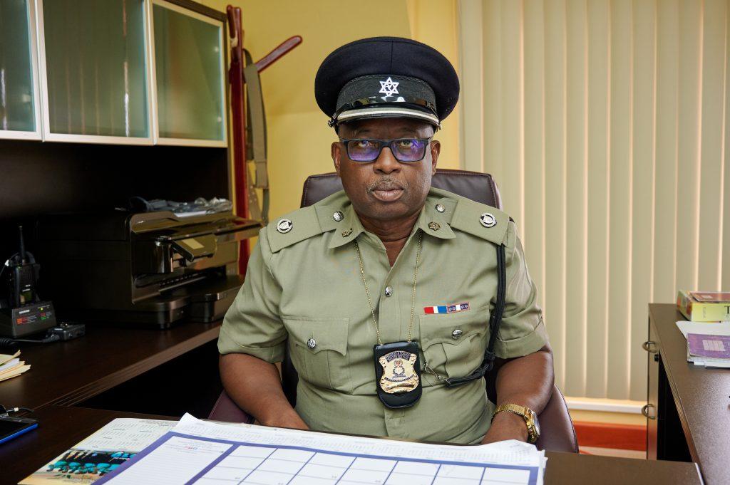 Tobago ACP Vernon Roberts. Photo by: Leeandro Noray