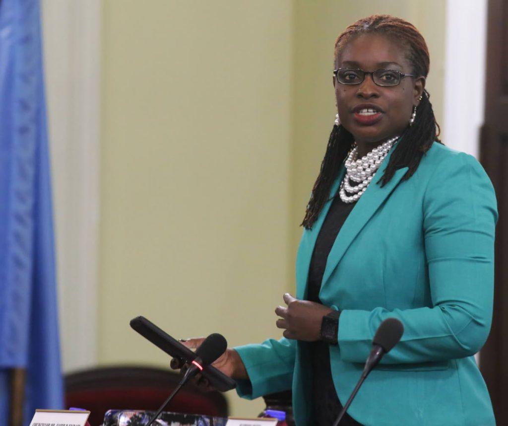 Minority Councillor Dr Faith BYisrael  -