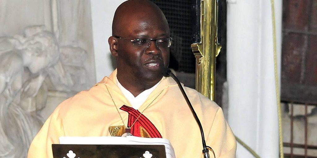 Bishop Claude Berkley -
