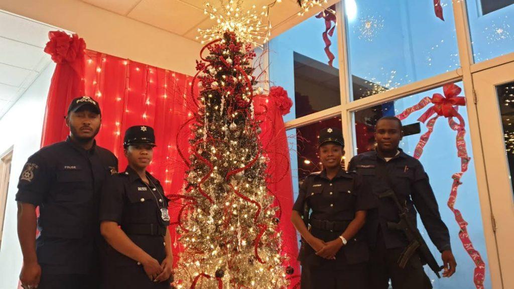 St Joseph Police Station -