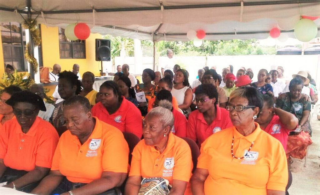 The Canaan/Bon Accord Senior Citizen Activity Centre hosted its 9th annual Achievement Day on November 6. -