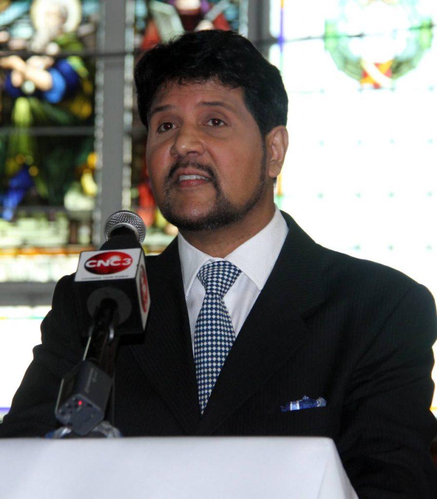 Frank Seepersad - Vashti Singh