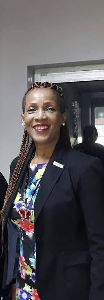 Cheryl Sue Wing, director - membership AFETT -