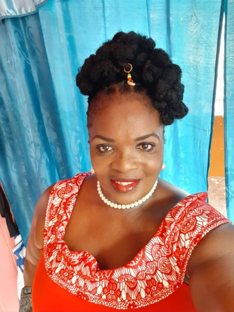 Lystra Nurse, calypsoian, wedding singer will launch her parang soca song on Tuesday. -