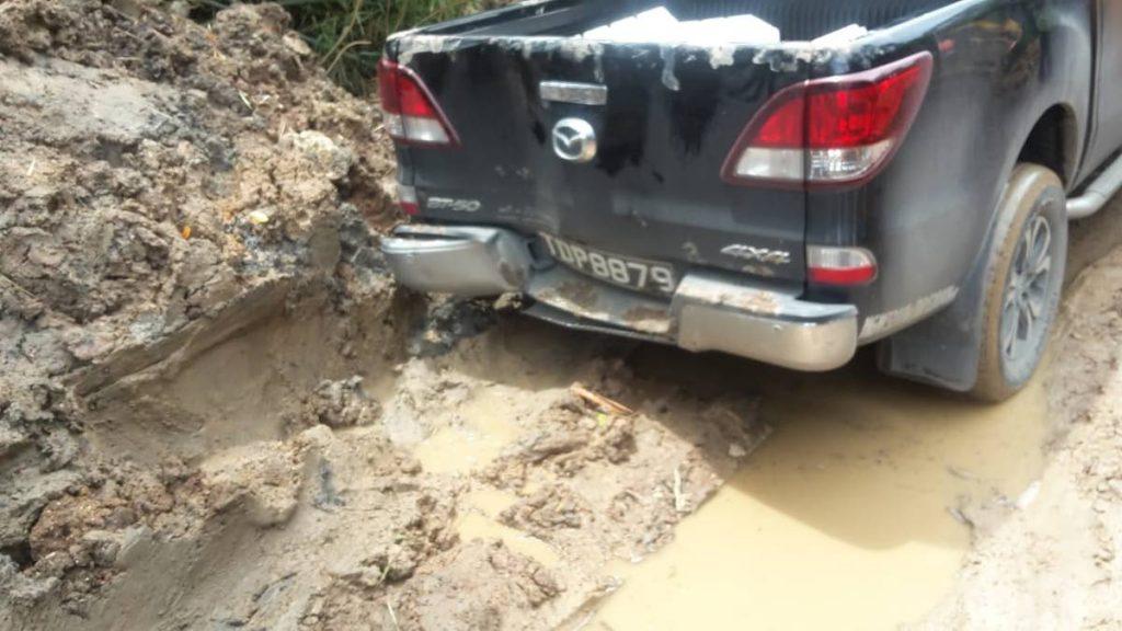 Jackson Trace Buenos Ayres bridge -