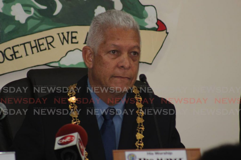 PoS Mayor Joel Martinez  -