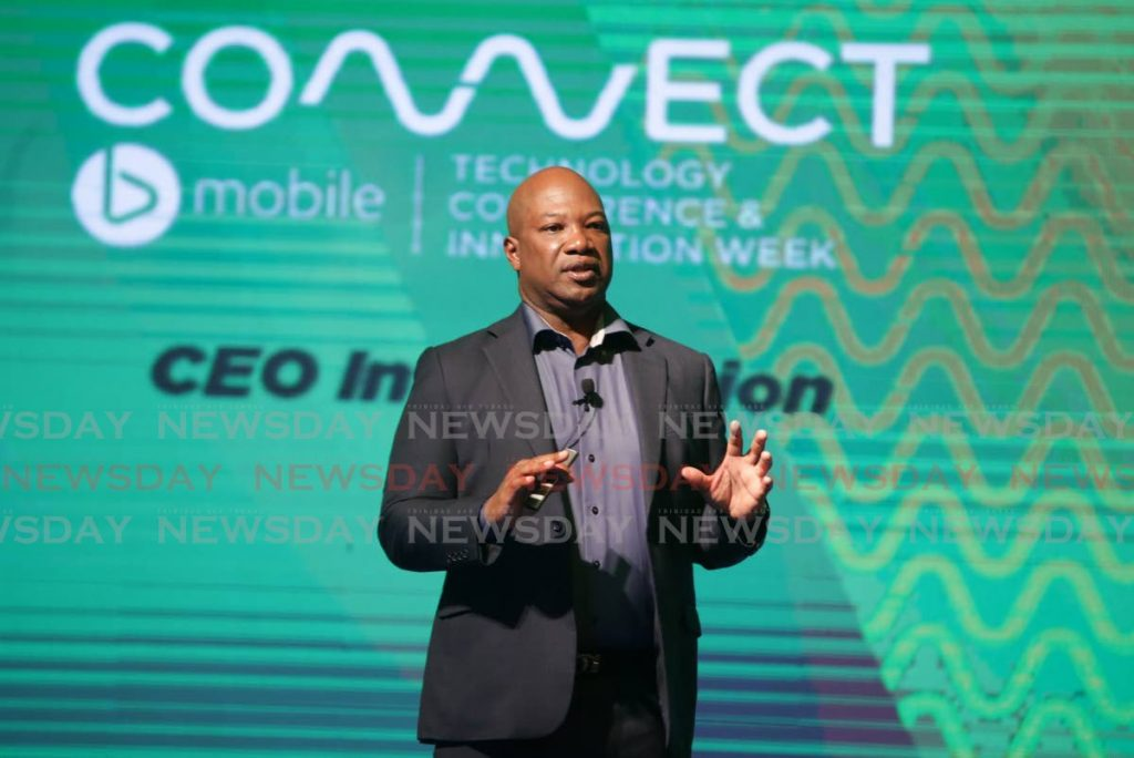 TSTT CEO Dr Ronald Walcott -
