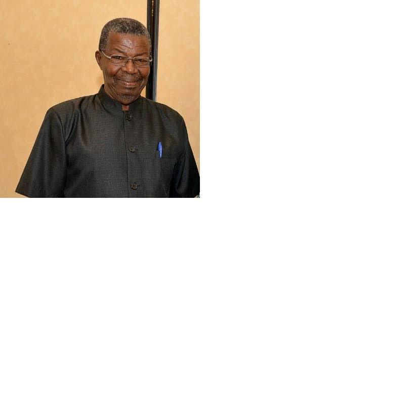 Former chief secretary Hochoy Charles  -