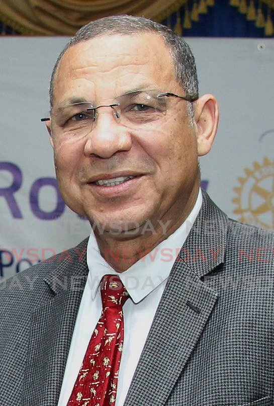 Former minister in the Finance Ministry Mariano Browne. - ROGER JACOB