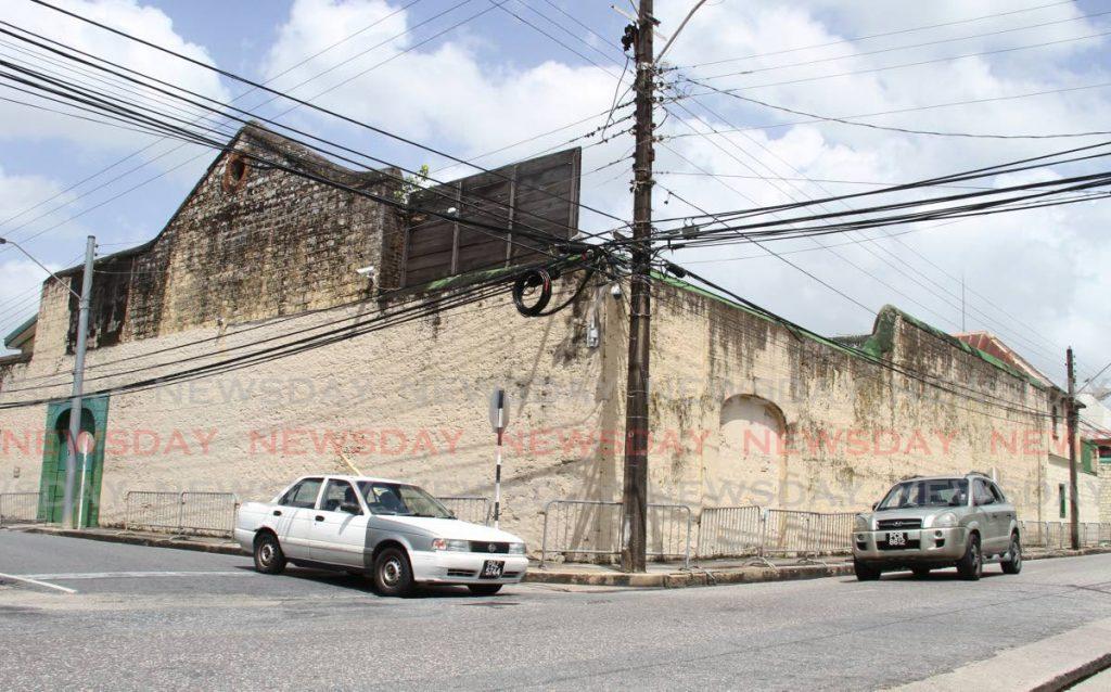 PRISONS FREDERICK STREET, PORT-OF-SPAIN. PHOTO BY AYANNA KINSALE - Ayanna Kinsale