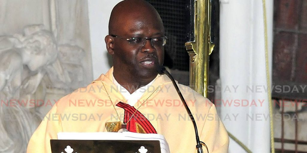 Anglican Bishop Claude Berkley -
