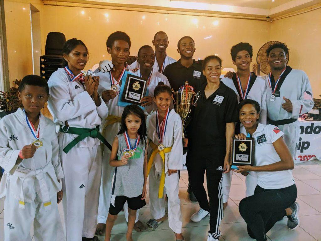 The Edson Breedy Taekwondo Academy. PHOTO COURTESY FACEBOOK. -