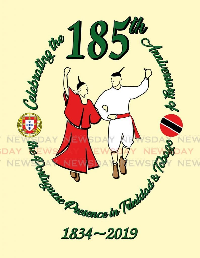 185th Portuguese Anniversary logo - Image by Ross Ferreira