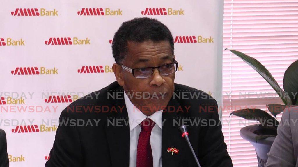 JMMB Group chairman Archibald Campbell -