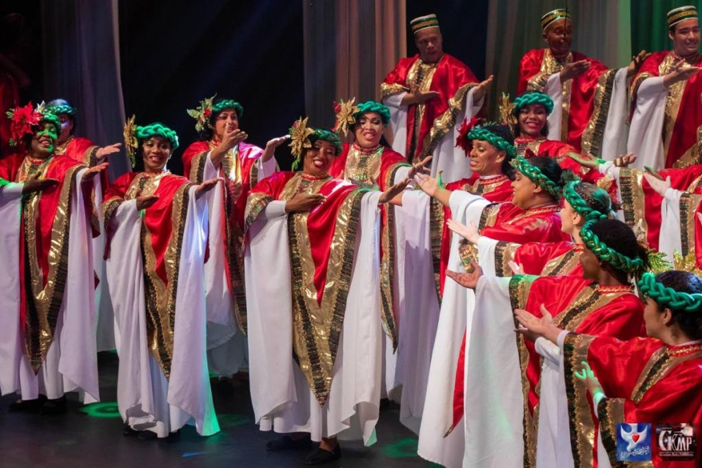 The Love Movement Senior Choir -