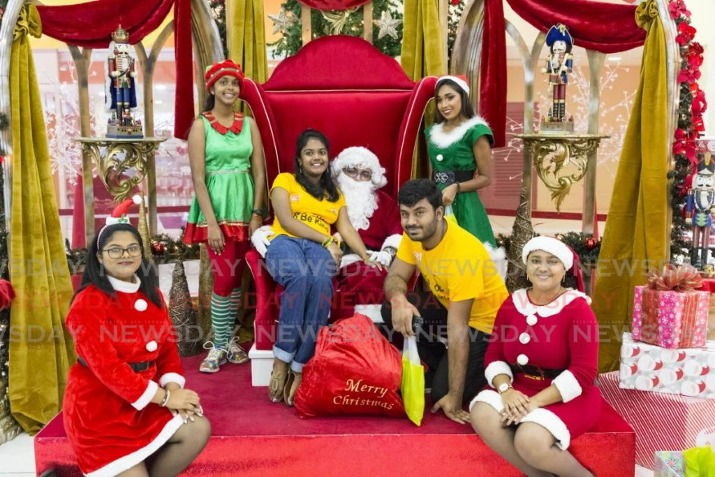 Individuals with special needs should be allowed to celebrate Christmas on their terms. -