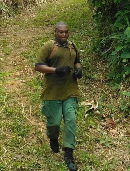 MI4 security officer Mark Nurse was murdered while on duty at Penny Savers Supermaket in Carnbee.   -