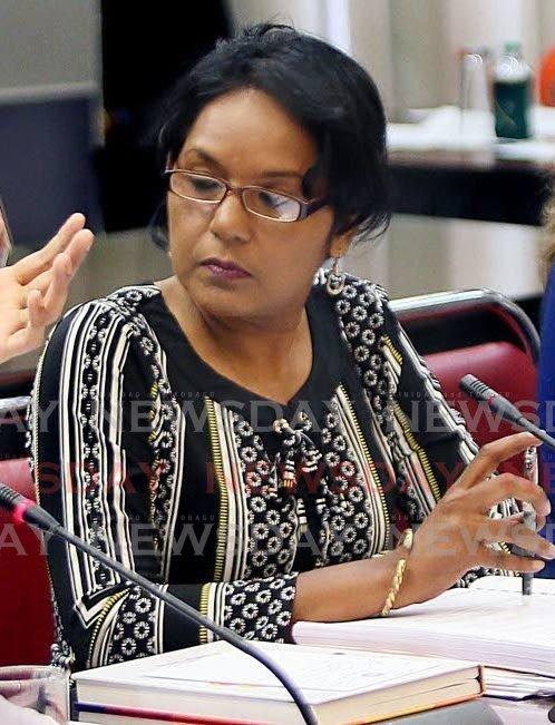 Dr Sheila Rampersad -