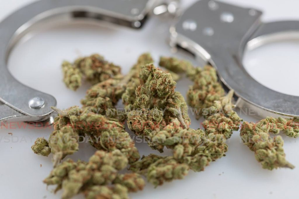 The laws against cannabis have consumed hundreds of thousands of hours and millions of dollars to throw thousands behind bars.  Photo taken from www.marijuanamoment.net -