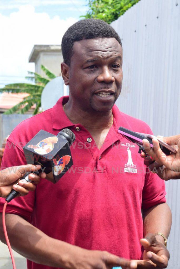 TTUTA Tobago Officer Orlando Kerr -