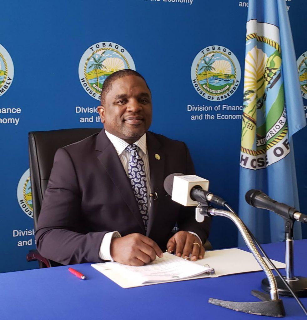 Deputy Chief Secretary Joel Jack  -