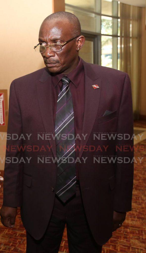 NCC chairman Winston