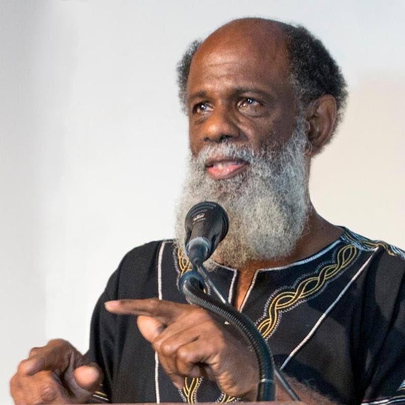 Emancipation Support Committee (ESC)chairman Khafra Kambon. -