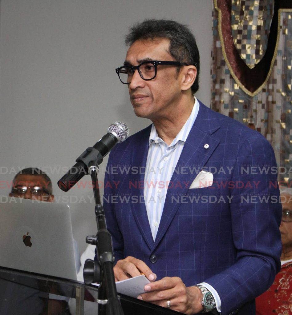 Maha Sabha Attorney-at- Law Jagdeo Singh. - ANGELO MARCELLE