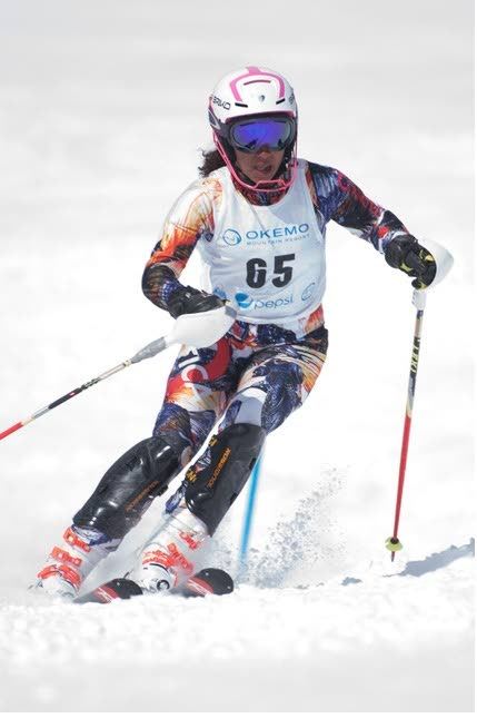 Vieira set for Winter Youth Olympics debut