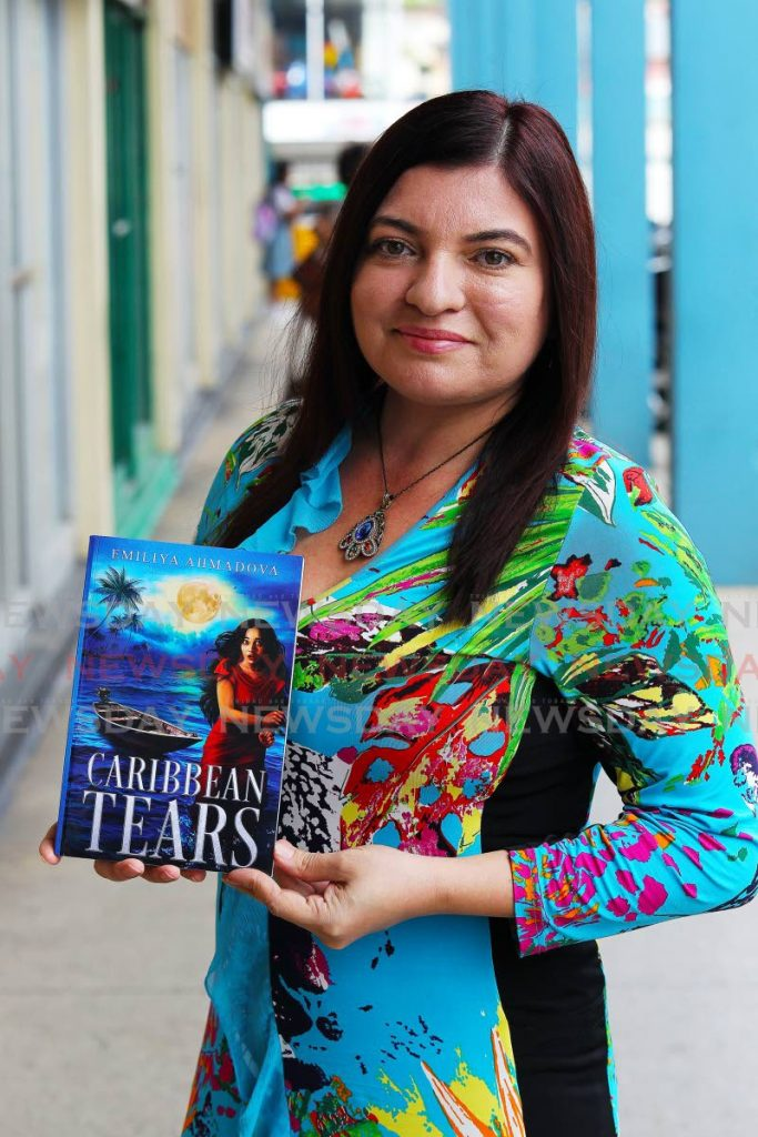 In Caribbean Tears, Emiliya Ahmadova tells the story of a woman who is a victim of human trafficking. - Lincoln Holder