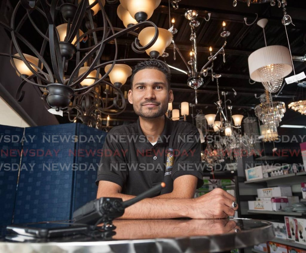 In the south, people work harder, It's not a race, age group or gender thing, it's a culture, says Nizam Mohammed.  - Mark Lyndersay