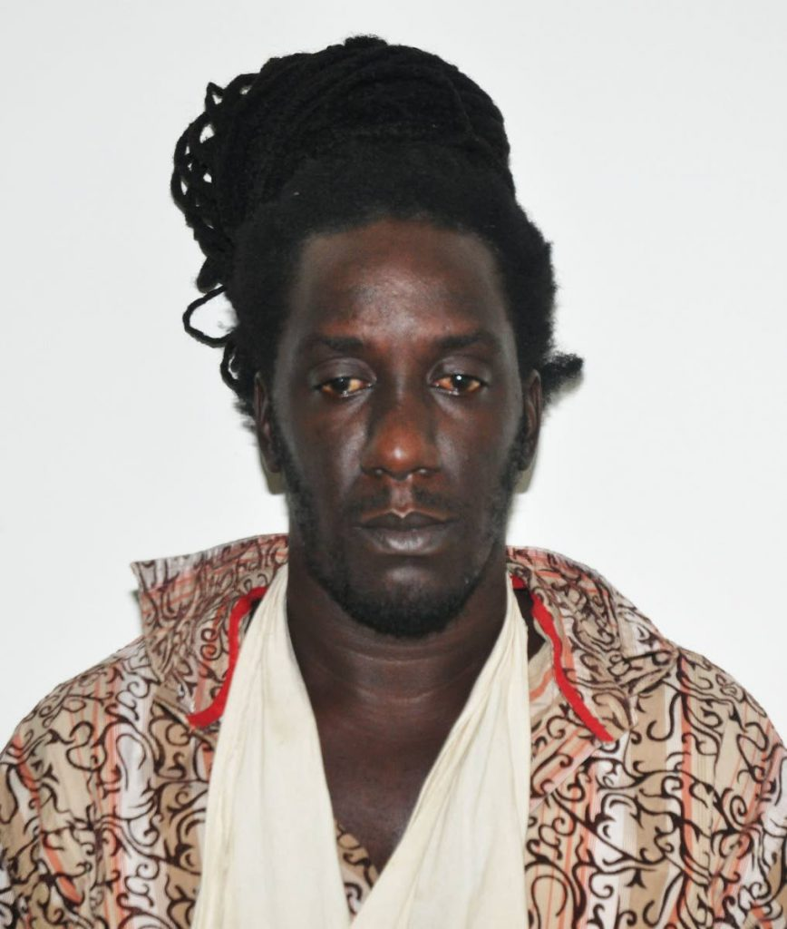 Kosi Jeremiah, charged with murder -