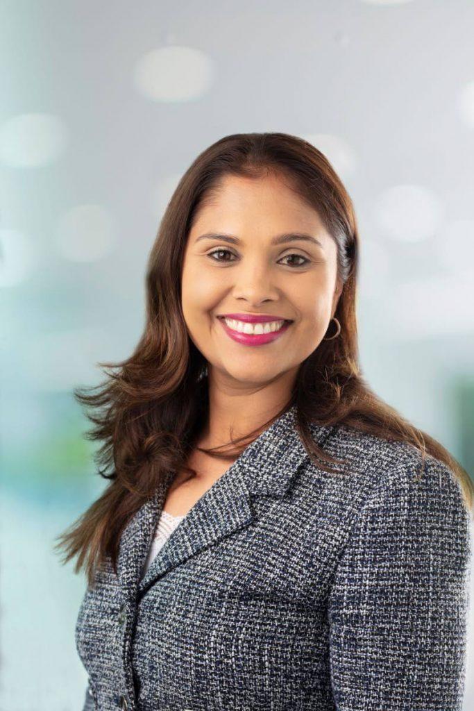 Anita Gajadhar, managing director of Proman Shipping.  PHOTOS COURTESY PROMAN -