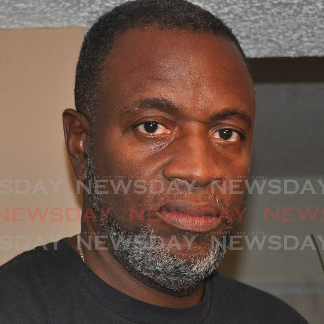 George Leacock, Tobago Festivals Commission director. -