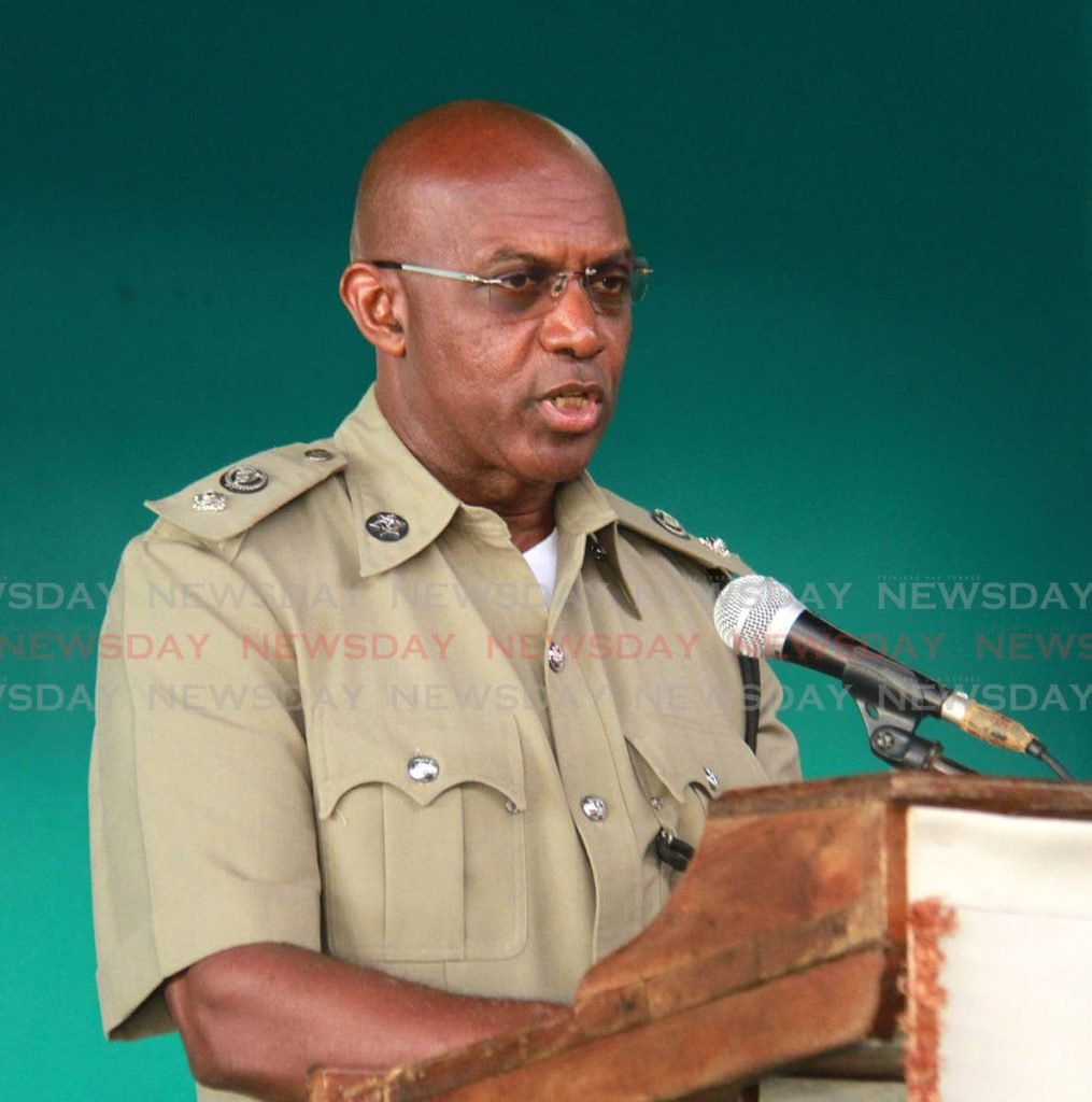 DCP Jason Forde. -