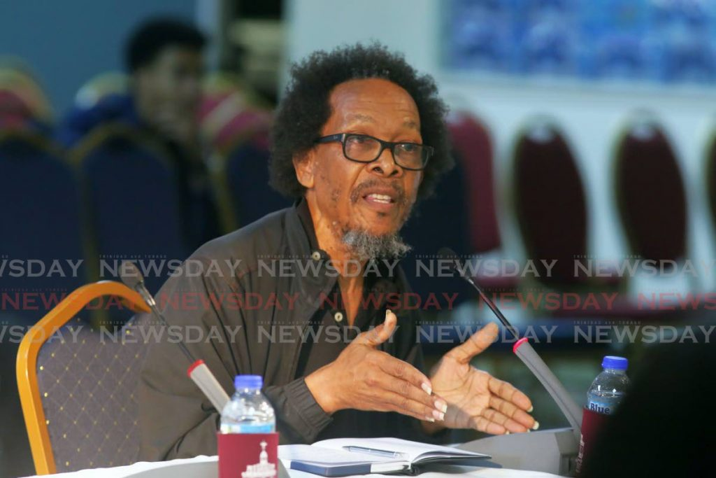 Tobago economist Dr Vanus James who believes the time is right for Tobagonians to remove the PNM from the THA as that party's internal discipline appears to be crumbling. FILE PHOTO -