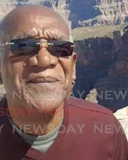 KILLED: Donald Parks was murdered at his home on March 12 last year. His daughter Essie Parks-Ewing on Wednesday urged Commisioner of Police Gary Griffith to use science in the fight against crime.  -